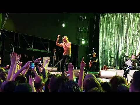 I'm Sick Of You - Iggy Pop Budapest