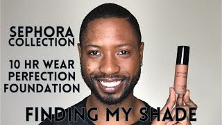 Finding My Shade | Sephora Collection Foundation