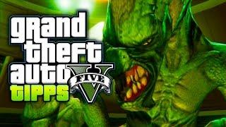 GTA 5 Tipps und Tricks - Aliens in North Yankton
