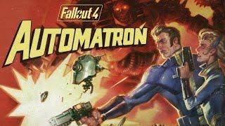 Fallout 4: Automatron (Русский трейлер)