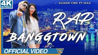BANGGTOWN | IKKA Rap | Latest Punjabi Songs 2018| Eagle Music