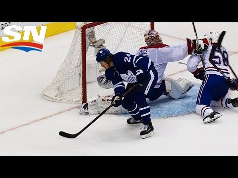 Carey Price forces overtime with pad save on Kasperi Kapanen