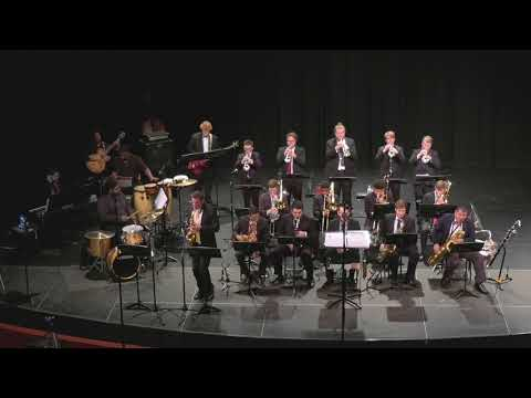 Chronometry | Fred Sturm | Troy University Jazz Ensemble
