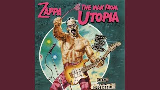 The Man From Utopia Meets Mary Lou