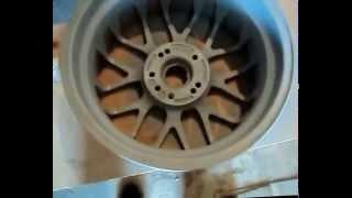 Покраска литых дисков RACING SPARCO(, 2015-07-15T04:19:47.000Z)