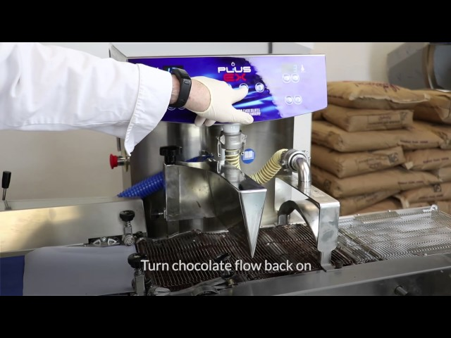Enrobing Chocolate with Selmi – Part 1
