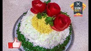 Ciyər tortu / Печеночный торт / Liver Cake / Karaciğer kek