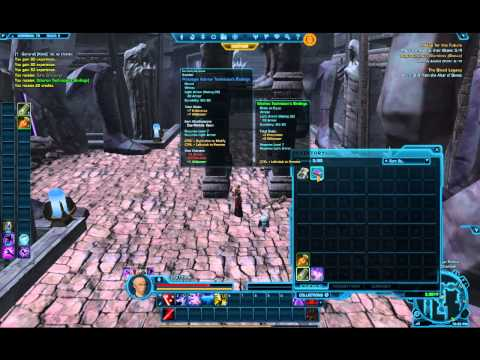 Let's Play Star Wars: the Old Republic 1: Sith Inquisitor #4