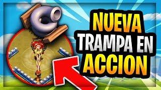 Sneak Peek 1: GAMEPLAY de la Nueva Trampa TORNADO   Actualización de Octubre CoC   Zoloko