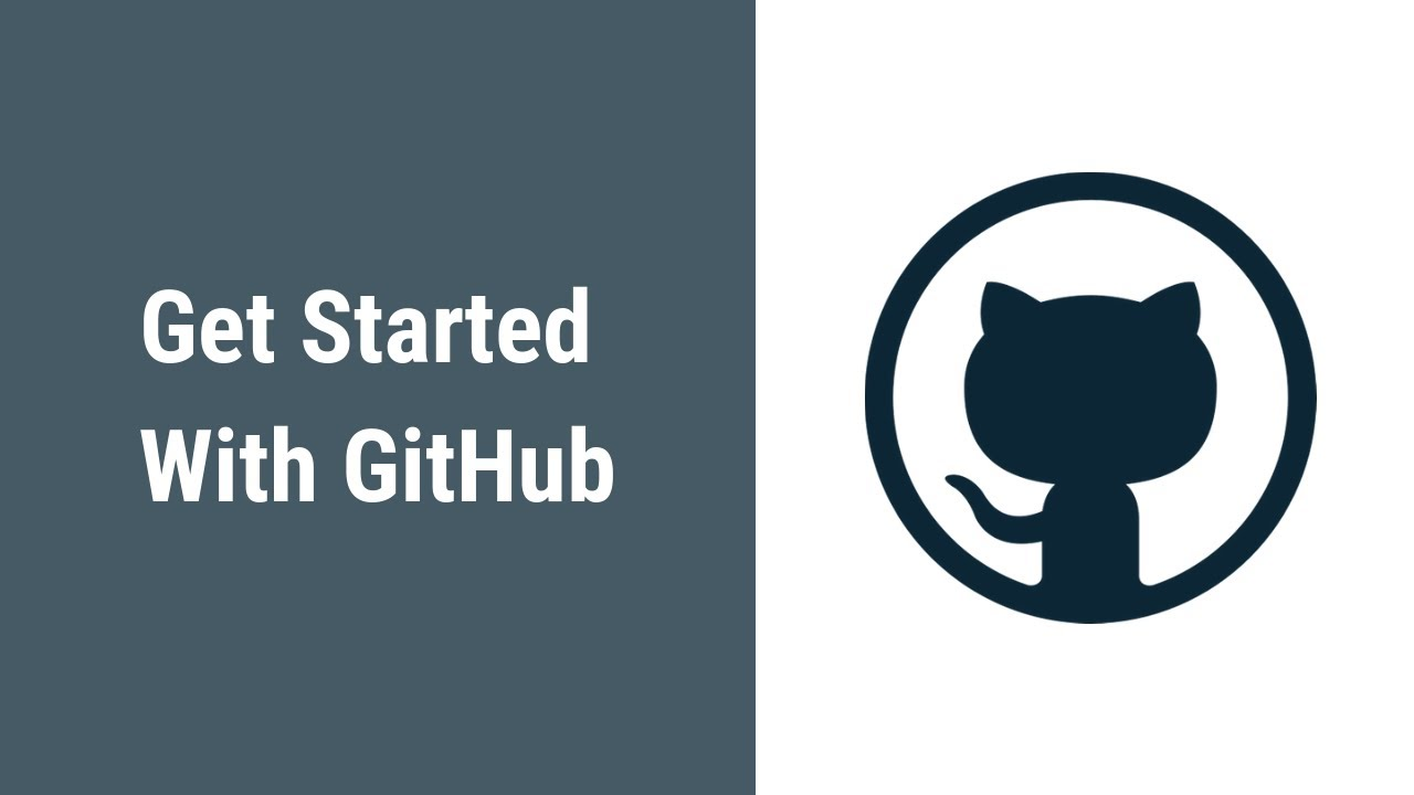 Get Started With GitHub and Git