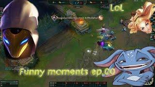 Momenti strani epici della settimana ep.00 (LoL-Funny moments)