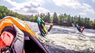2019 SeaDoo Trixx 900 (The most fun on the water)