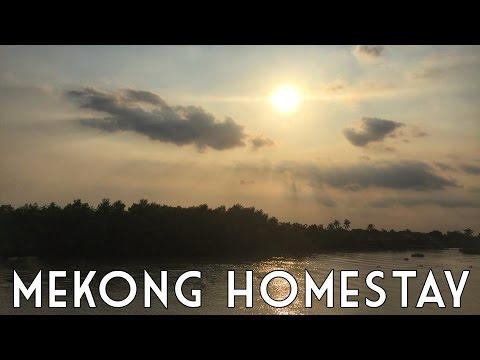 Mekong Delta Homestay // Vinh Long, Vietnam