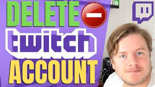 How To Delete Twitch Account On Android And IOS
