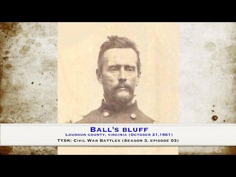 TYSK: CWB Balls Bluff (October 21, 1861)