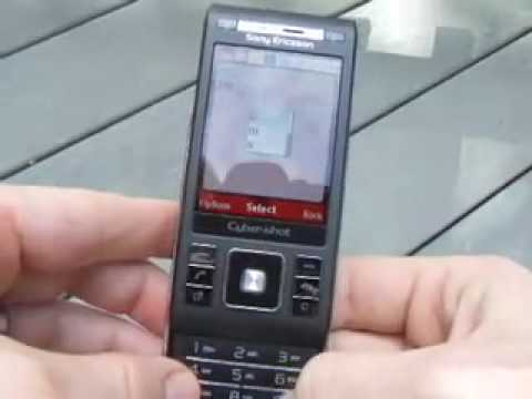 Rogers Sony Ericsson C905 Review