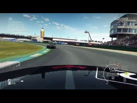 GRID Autosport: All Circuits in the Game