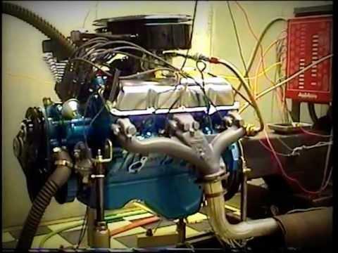 1968 American Motors AMX 390 dyno session ( April 2006 )