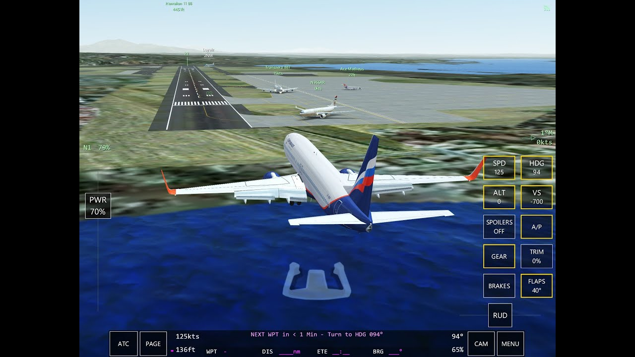 Atc flight : Parts auto online