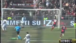 Genoa 3 -- 2 Lazio    Latest Football Highlights Megafootballman 05 02 2012