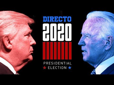 En directo 🔴 Elecciones en Estados Unidos