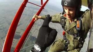 Szkolenie spadochronowe – Częstochowa video