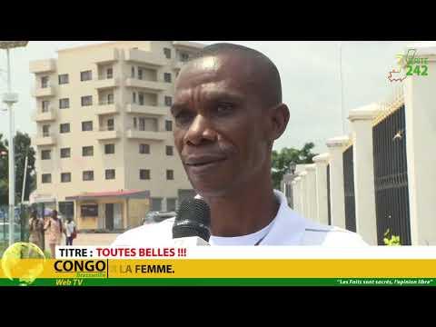 VÉRITÉ 242 CONGO Brazzaville,  Les perruques sont-elle des critères pour la beauté féminine ?