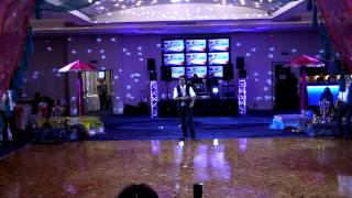 Parus & Sheena's Wedding Dance 2015