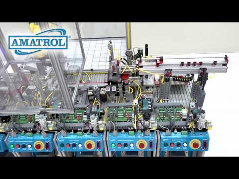 Amatrol's Smart Factory