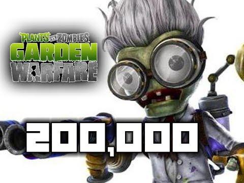 Plants Vs. Zombies - GARDEN WARFARE - SPENDING 200,000 COINS