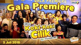 Video Film Koki Koki Cilik   Gala Premiere Mulai di Bioskop 5 Juli 2018 download MP3, 3GP, MP4, WEBM, AVI, FLV Agustus 2018