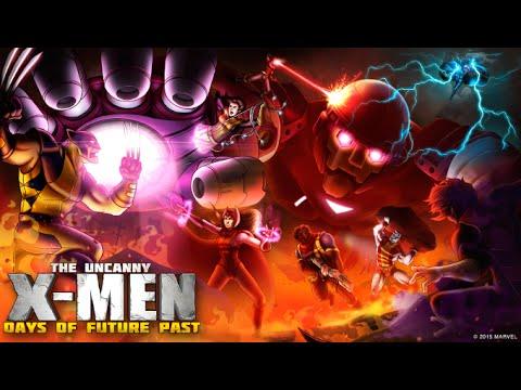 X-Men: Days of Future Past игра на Андроид и iOS