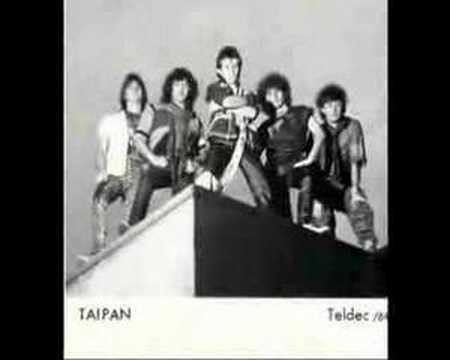 TAIPAN SOUTH AFRICAN ROCK BAND