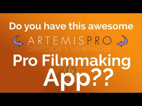 Artemis Pro REVIEW - A Must Have Filmmaking App!