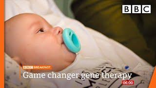 Baby Arthur to get world's most costly medicine @BBC News live 🔴 BBC