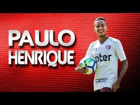 Paulo Henrique - Atacante