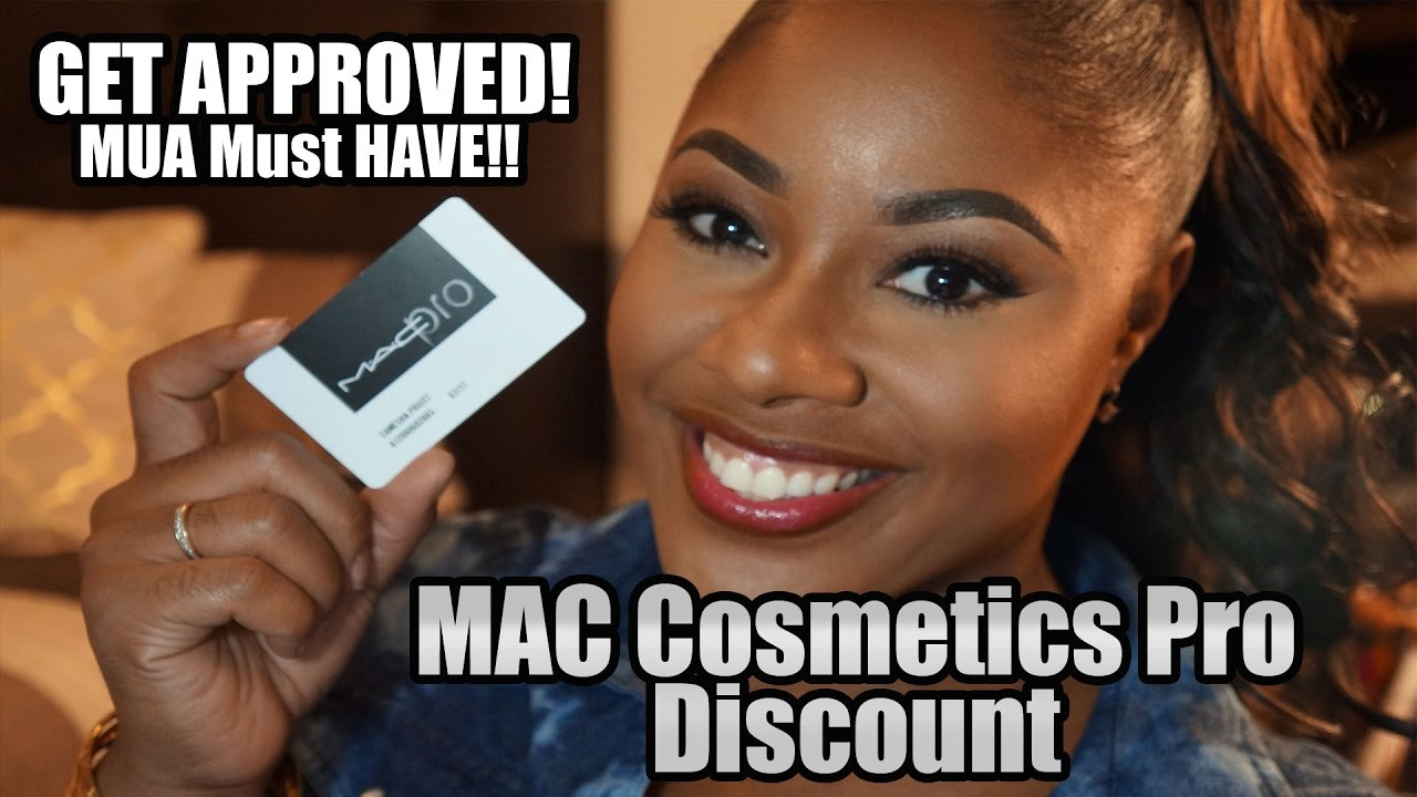 The Key To Getting Approved For A Mac Cosmetics Pro Discount Card