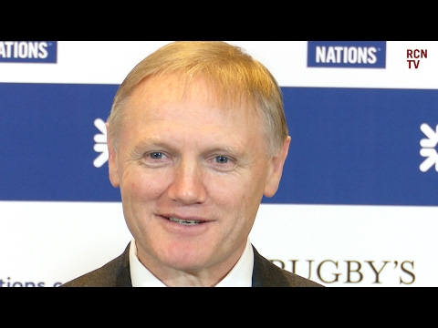 Joe Schmidt Interview Ireland  Squad Depth Six Nations 2017