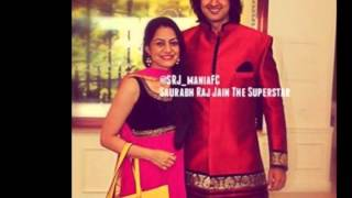 "Happy Wedding Anniversary ""Saurabh Raj Jain - Ridhima"""