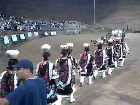 91st Inter-Tribal Indian Ceremonial Grand Entry