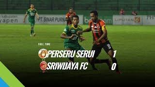 Download Video [Pekan 11] Cuplikan Pertandingan Perseru Serui vs Sriwijaya FC, 27 Mei 2018 MP3 3GP MP4