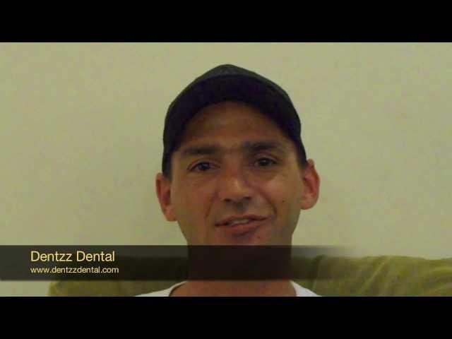 An Australian patient is all praise for Dentzz dental care services