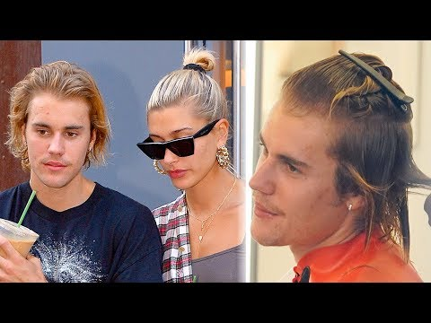 Justin Bieber CHOPS Long Hair After He BREAKS DOWN Crying In Public Mp3