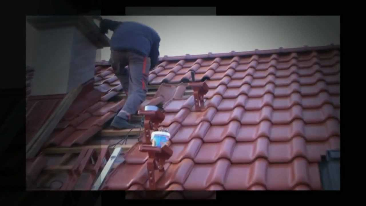 Budowa domu  dach  YouTube