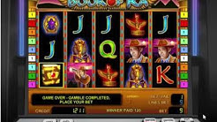 Book of Ra slot machine at stargames online