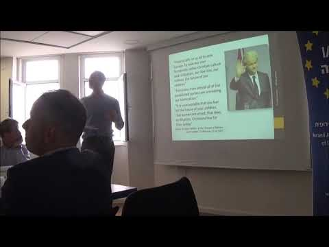Toby Greene - The New Politics of the 'Judeo-Christian' Construction in Europe
