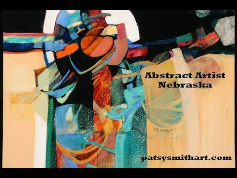 Abstract Artist Nebraska