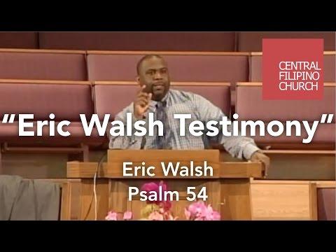 Testimony   Eric Walsh, March 11, 2017