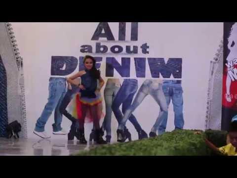 Kamea @ All About Denim Fashion Show | Rave Wear | SM San Mateo 20150726
