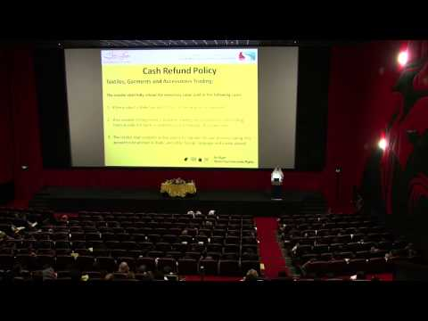 DED - Consumer Rights Awareness - DFC - 11-4-2011 - Grand Cinemas